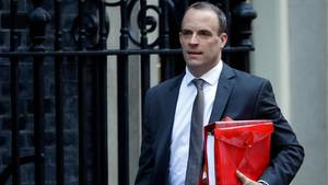 Brexit-Minister Dominic Raab tritt zurück