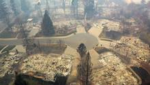 Paradise, Kalifornien - die verstörende Ordnung der Zerstörung