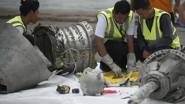 Lion Air-Absturz Jakarta