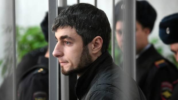 Russland: Dmitrij Grachew wurde zu 14 Jahren Haft verurteilt