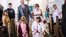 Frontotemporale Demenz: Silke heiratet Kalle, sie ist 48 und dement