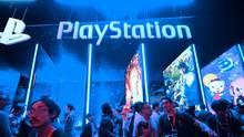 Playstation-Stand auf der E3