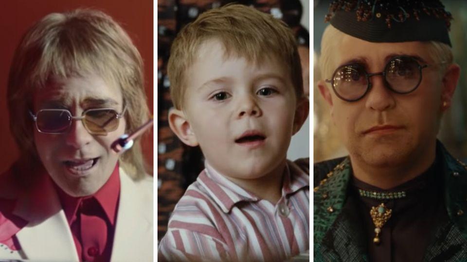 """Biografie """"Ich"""": Trauriges Urteil über den King of Pop: Das verrät Elton John über Michael Jackson"""