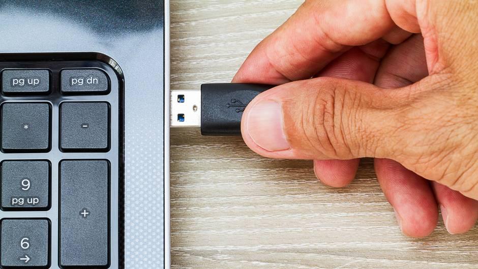 Auswerfen oder rausziehen: Wie wichtig ist es wirklich, einen USB-Stick sicher zu entfernen?