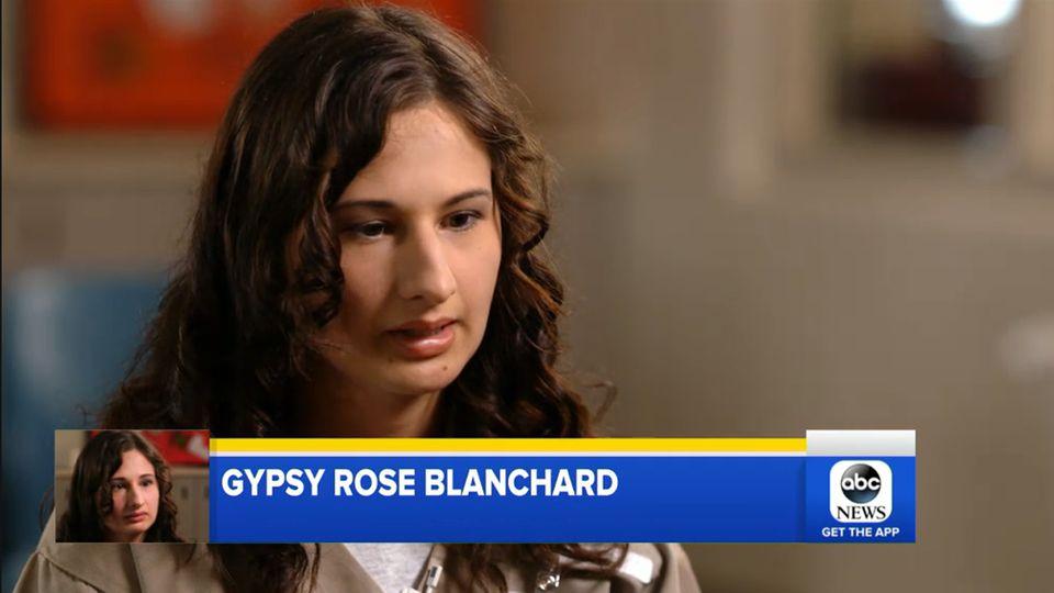 Gypsy Rose Blanchard