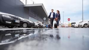 Wer am Flughafen parkt, wähnt seinen Wagen dort eigentlich sicher