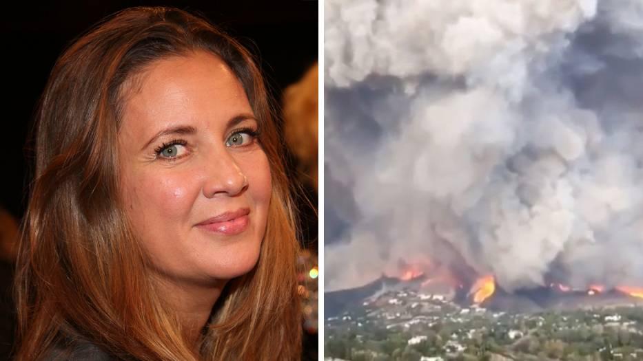 """Feuer in Malibu: Dana Schweiger: """"Trump soll sich hier nicht blicken lassen"""""""