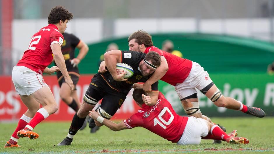 Sport Kompakt: Deutsches Rugby-Team verpasst erstmalige WM-Teilnahme