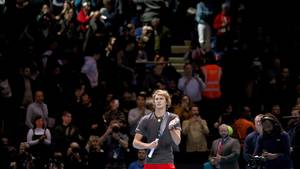 Alexander Zverev bei ATP-WMim Finale: Überraschender Sieg gegen Idol Federer