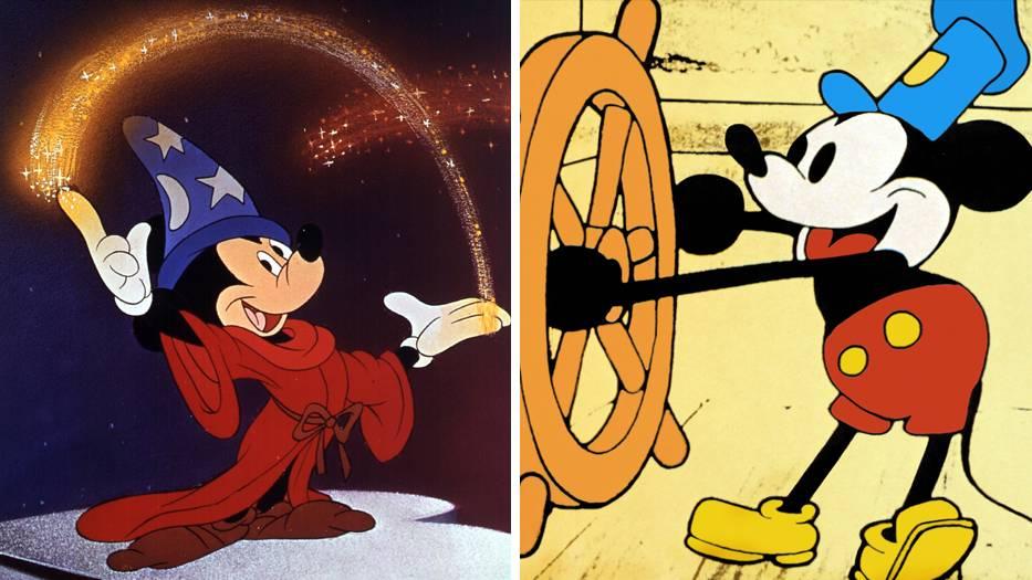 90. Geburtstag: Darum trägt Mickey Maus Handschuhe – aber kein T-Shirt