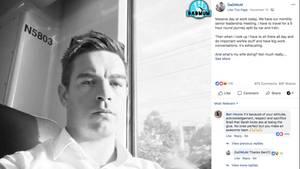 Screenshot des Facebook-Posts