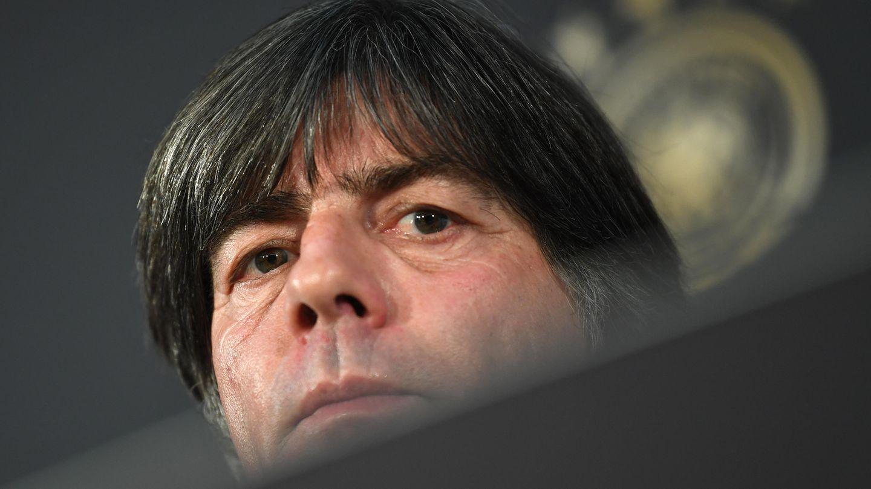 Ein Sieg gegen die Niederlande wäre nicht schlecht - für Löw und die Ausgangslage für die EM-Qualifikation