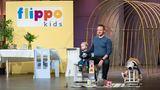 """Flippo Kids: Kindermöbel, die mit den Kleinen mitwachsen, präsentierteAlexander Haunhorst in der """"Höhle der Löwen"""". Dagmar Wöhrl stieg ein, doch auch ein Löwen-Investment ist keine Garantie für Erfolg. """"Das Produkt wurde vom Endverbraucher nicht angenommen"""", heißt es von Löwenseite."""