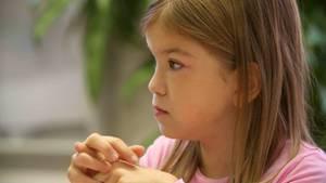 Pia (7) braucht eine neue Niere: Die Folgen einer Bakterien-Infektion führten bei ihr zuNierenversagen.