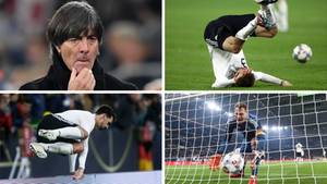 Szenen aus dem Spiel der DFB-Elf gegen die Niederlande