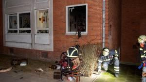 Nachrichten in Deutschland: Feuer in Hamburg