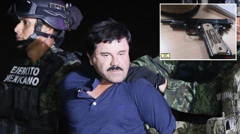 El Chapo - Prozess - Mord wegen verweigertem Handschlag