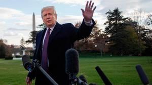 Donald Trump - kommt er diesmal zum Korrespondentendinner