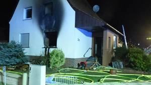 Nachrichten aus Deutschland: Feuer in Bad Oyenhausen