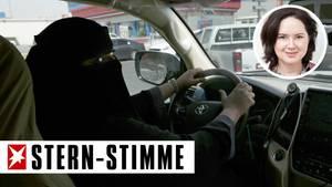 Seit Kurzem dürfen Frauen in Saudi-Arabien Autos lenken