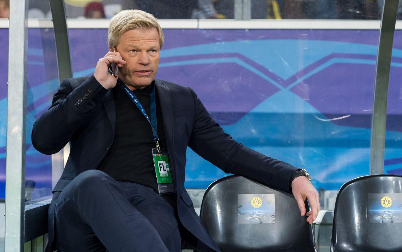 Ex-Fußballprofi Oliver Kahn wird als aussichtsreicher Kandidat auf einen hohen Posten beim FC Bayern gehandelt