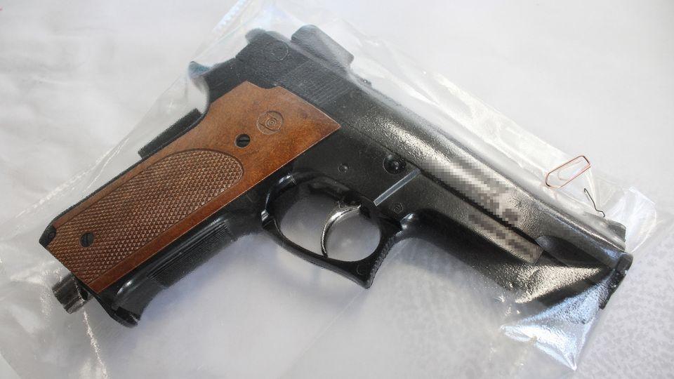 nachrichten deutschland - erstklässler gaspistole