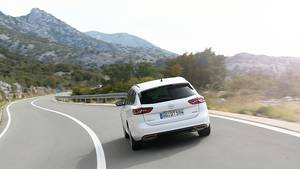 Opel Insignia Sports Tourer 1.6 DIT ist komfortabel abgestimmt
