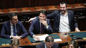 Regierung Rom