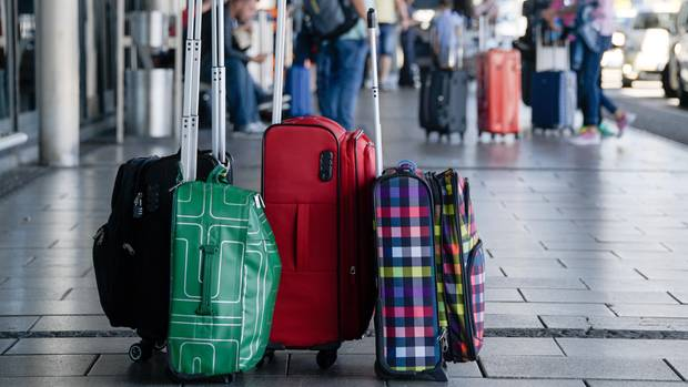 Gepäck kostet zusätzlich