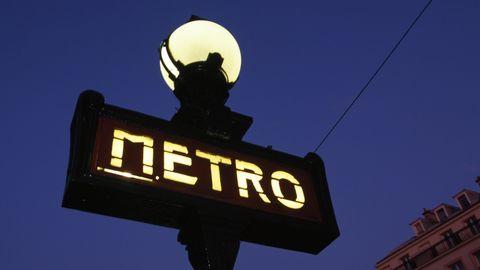 In der Pariser Metro wurde ein gesunder Junge geboren
