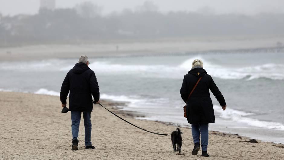 wetter in deutschland - freitag 23.11.2018