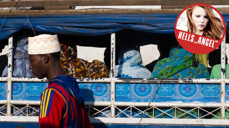 Touristen nehmen nur die farbenfrohen Seite von Tansania wahr, die brutale Unterdrückung derLGBTI-Community nehmen sie nicht wahr.