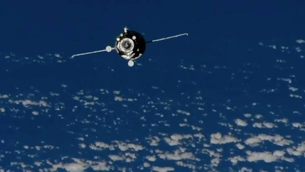 Lieferdienst der ISS