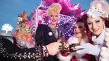Platz 6: Santa Pauli in Hamburg  Eine etwas andere Weihnachtsatmosphäre herrscht auf Deutschlands einzigem Ü-18-Weihnachtsmarkt auf der Reeperbahn: Der Santa-Pauli-Markt verbindet traditionelles Weihnachtsambiente mit Live-Musik und einem Varieté-Programm im Erotikzelt und Verkaufsständen mit Dildos aus gedrechseltem Fichtenholz.  Infos:https://spielbudenplatz.eu/erleben/events/santa-pauli-hamburgs-geilster-weihnachtsmarkt