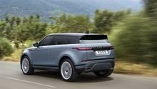 Range Rover Evoque 2019 - 4,37 Meter lang