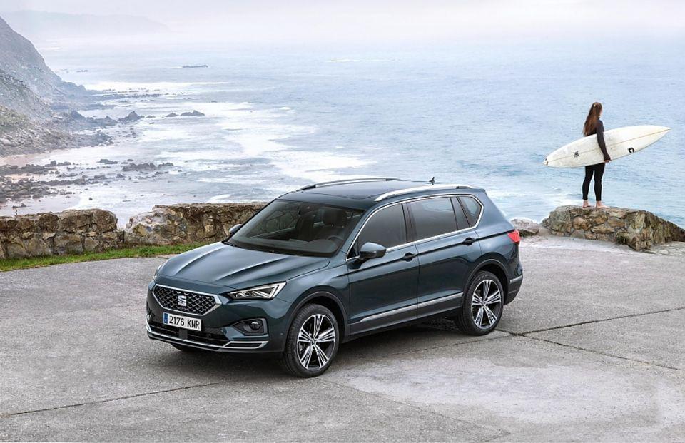 Der Seat Tarraco ist das SUV-Flaggschiff der spanischen VW-Tochter