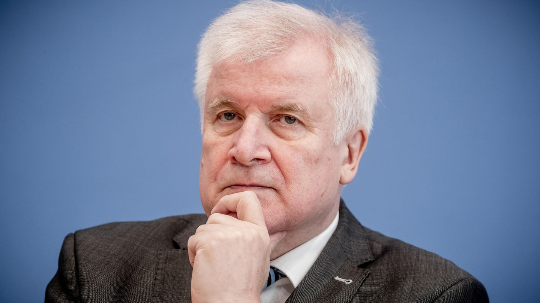 Innenminister Horst Seehofer hält Abschiebungen nach Syrien im Moment für zu gefährlich