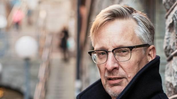 Auch ihn hat das Palme-Fieber erfasst: der schwedische Journalist Jan Stocklassa