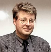 Bestsellerautor Stieg Larsson (1954–2004)