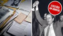 Mordfall Olof Palme: Stieg Larrson entdeckte hochbrisantes Netzwerk