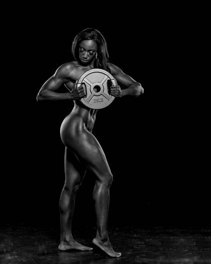 "Foto-Projekt""Athletic Implied Nudes"""