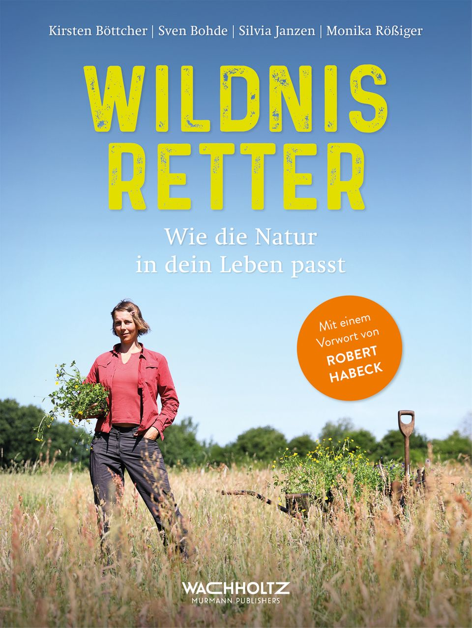 Cover Wildnisretter