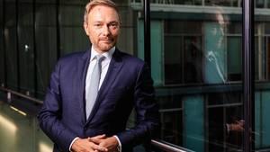 Christian Lindner über Machthunger, Merkel und die grüne Konkurrenz
