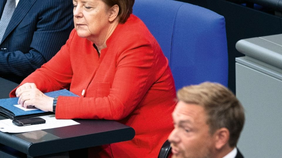 Im Wartezimmer der Macht: Lindner gilt als ehrgeizig und ungeduldig. Die Regierung im Bundestag zu attackieren reicht ihm nicht mehr.