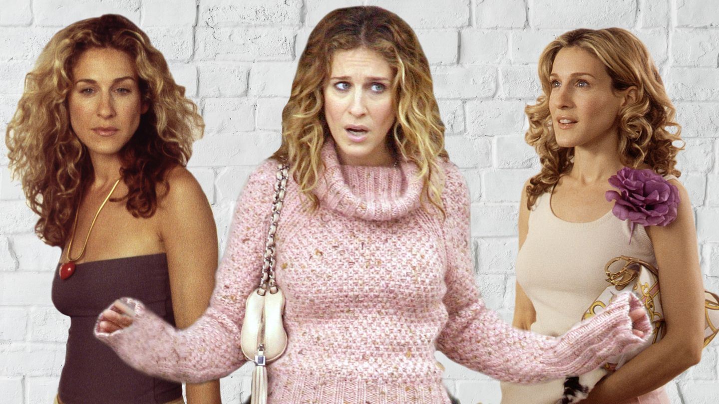"""Sex and the City"": Sarah Jessica Parker als Carrie Bradshaw"