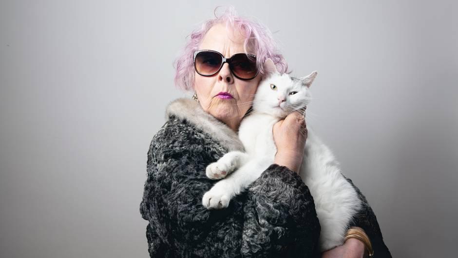 Sterbe ich als Katzenfrau?