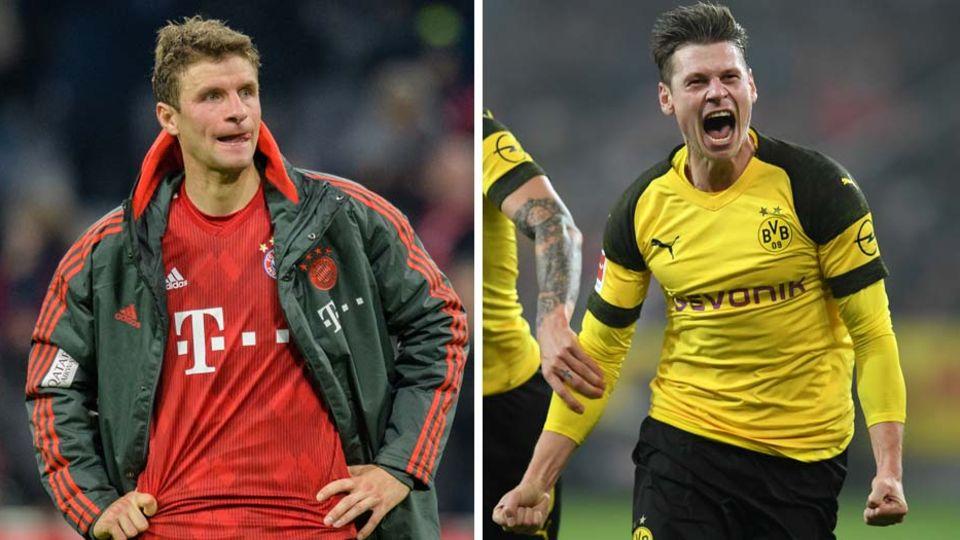 Bundesliga im stern-Check: Dortmund lacht, Bayern am Boden - die Machtverhältnisse haben sich endgültig verschoben