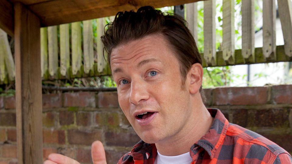 """""""Ich bin sauer"""": Warum sich Starkoch Jamie Oliver für den Brexit schämt"""