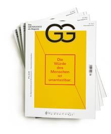"""""""GG - Das Grundgesetz als Magazin"""""""