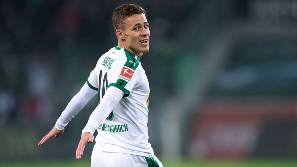Thorgan Hazard hat sich bei Borussia Mönchengladbachzu einem absoluten Topspieler entwickelt